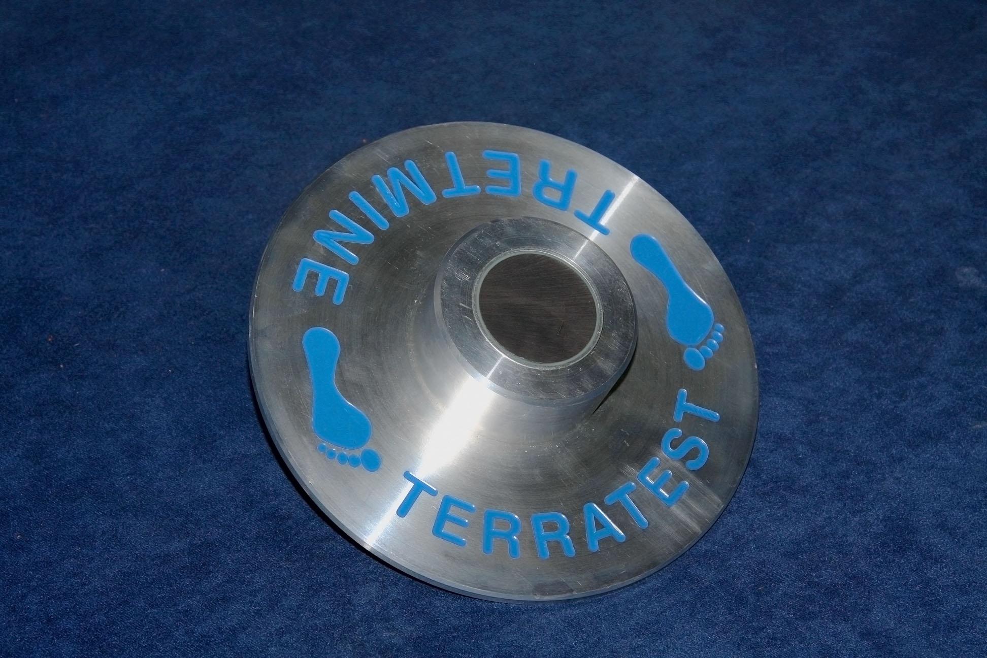 Tretmine 1 - Terratest
