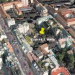 Lokalizacja GPS pomiarów gruntu