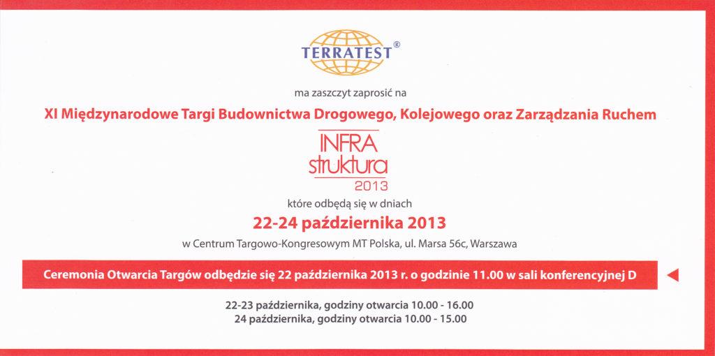 Zaproszenie-Terratest